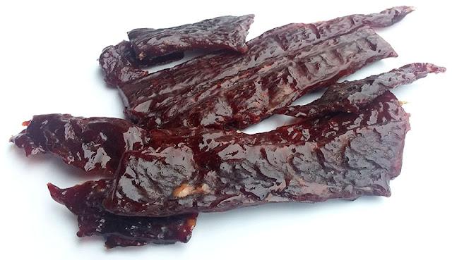 pinot noir beef jerky