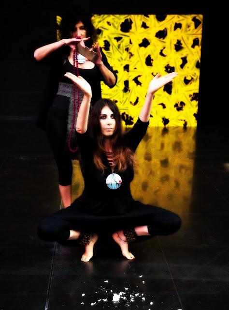 Marialuisa Sales danza MACRO