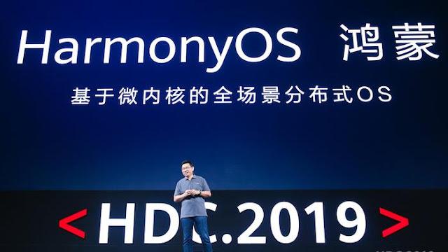 Huawei : Harmony OS débarque bien pour 2020 !