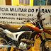 Policiais prendem jovem que roubou moto em Irati
