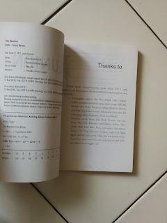 Novel The Reunion Penulis Triani Retno