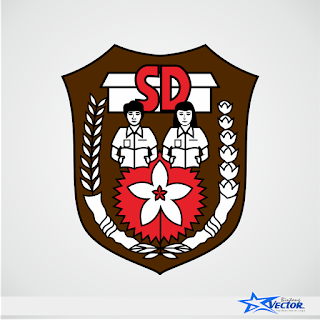 Sekolah Dasar (SD) Logo vector cdr Download