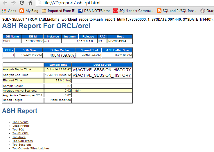 How to create oracle forms and reports