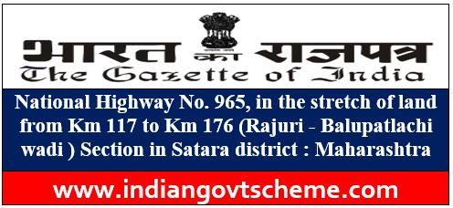 National Highway No. 965