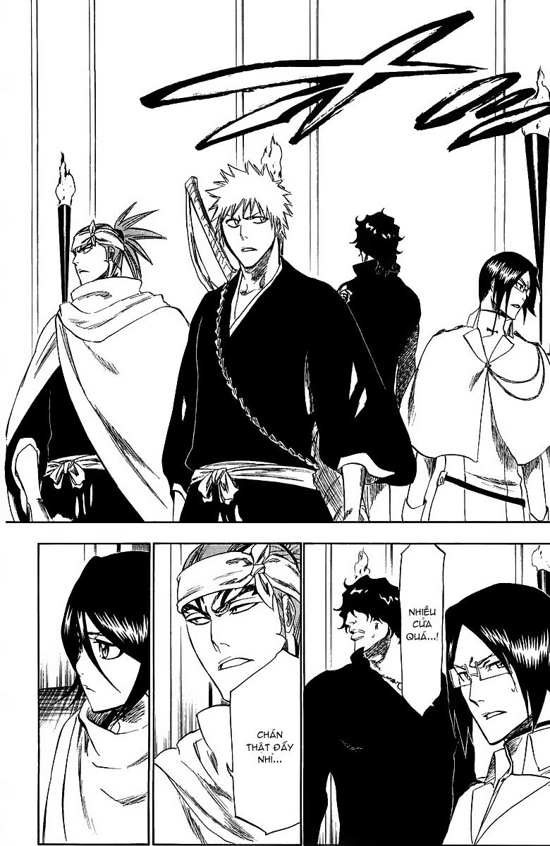 Bleach chapter 248 trang 11