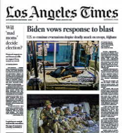 Read Online Los Angeles Times Magazine 27 August 2021 Hear And More Los Angeles Times News And Los Angeles Times Magazine Pdf Download On Website.