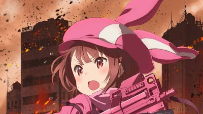 Sword Art Online Alternative: Gun Gale Online (12/12) [Sub.Español] [MEGA]