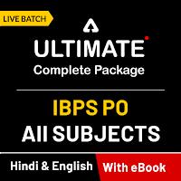 IBPS PO Prelims English Quiz: 28th August 2019_60.1