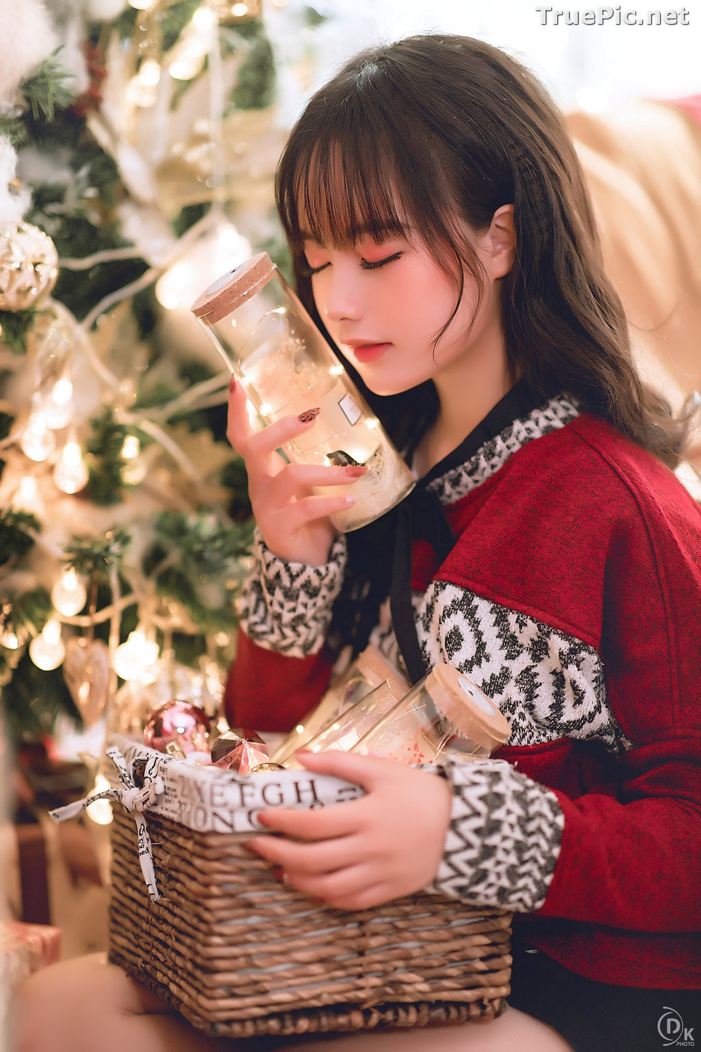 Image Vietnamese Model - Various Model - Beautiful Christmas Girls - TruePic.net - Picture-7