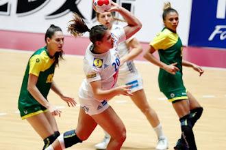 Brasil perde na estreia da Japan Cup de Handebol