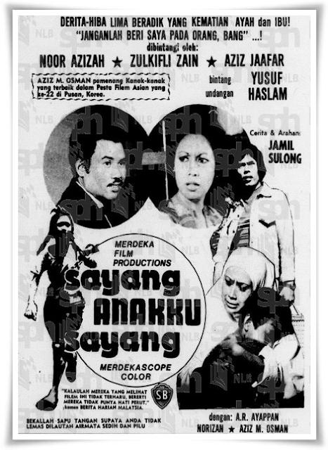 Sayang Anakku Sayang (1976)