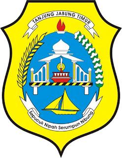 Logo/ Lambang Kabupaten Tanjung Jabung Timur