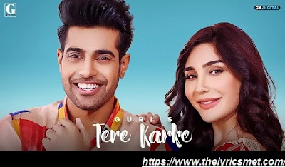 Tere Karke Song Lyrics | Guri | Satti Dhillon | MixSingh | Latest Punjabi Song | Geet MP3