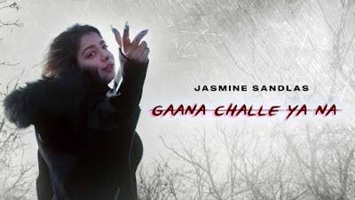 Gaana Challe Ya Na Song Lyrics In English