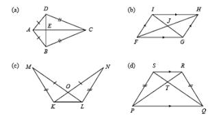 UK 4 no 6 matematika kelas 9 kesebangunan
