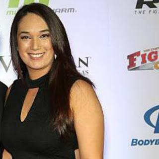 Daniel Cormier's Wife Salina Deleon
