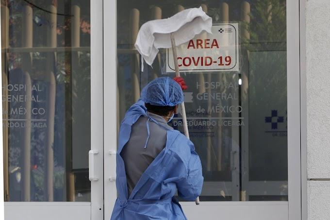 México: se registraron 16,421 nuevos contagios y 328 muertes