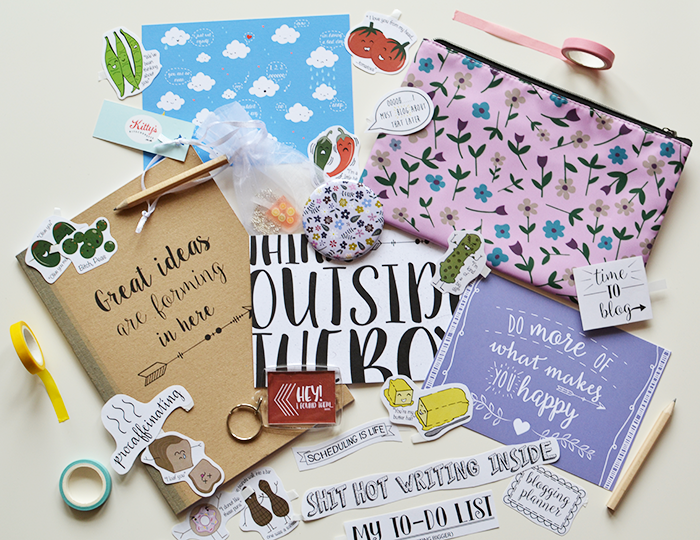 The Big Box of Lame subscription box from That Lame Company | Colours and Carousels - Scottish Lifestyle, Fashion & Beauty Blog
