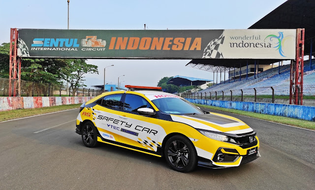 Honda Civic RS Turbo Issom 2020