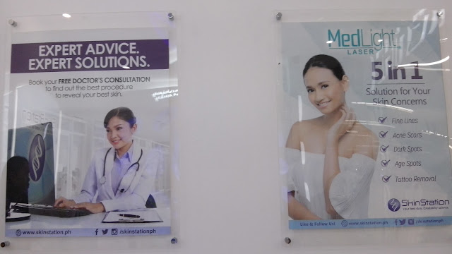 Doctor's consultation is free here in SkinStation!