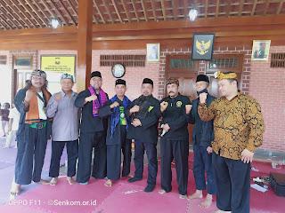 PPSI(Persatuan Pencak Silat Indonesia) Tangerang Raya Dipimpin H.Teteng Jumara,MM