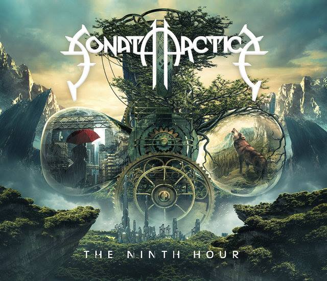 Detail from Sonata Arctica New Album, The Ninth Hour, Detail from Sonata Arctica New Album The Ninth Hour
