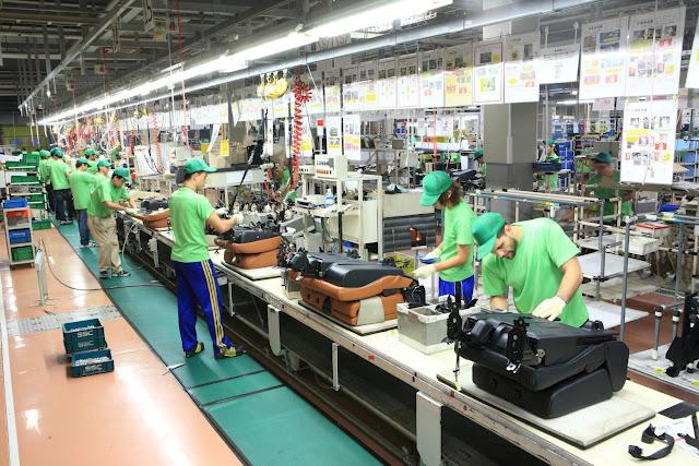 Tu nghiệp sinh chọn công việc khi xuất khẩu lao động Nhậtg