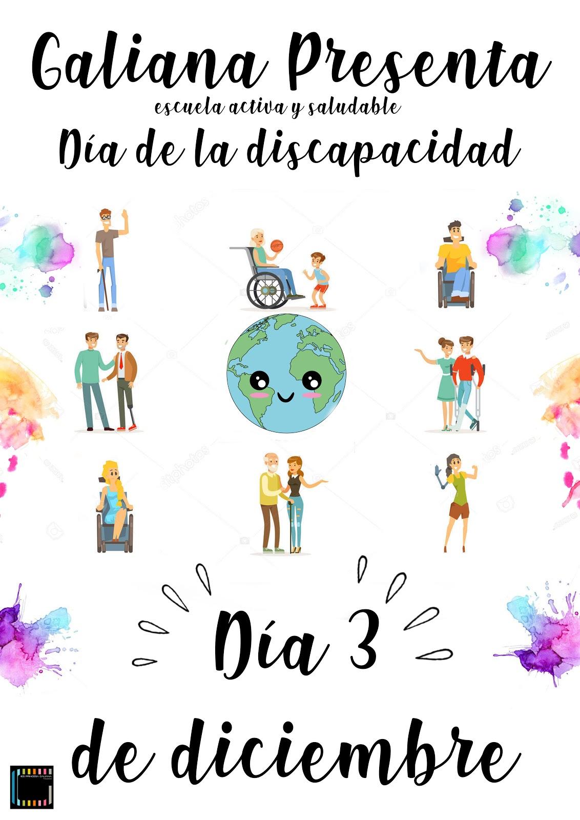 Programación del Día de la Discapacidad