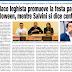 Halloween il sindaco leghista di Potenza ignora la svolta mariana di Salvini