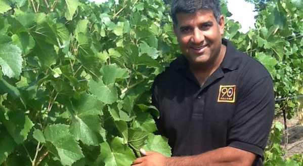 Kevin Mehra, Latitude Beverage, 90+ Cellars