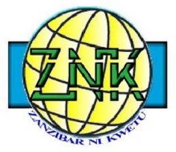 ******The Zanzibar Ni Kwetu Logo******