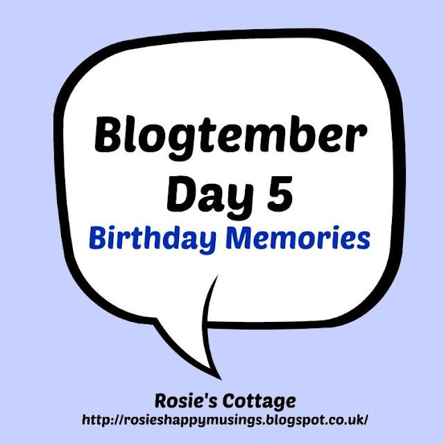 Blogtember Day 5