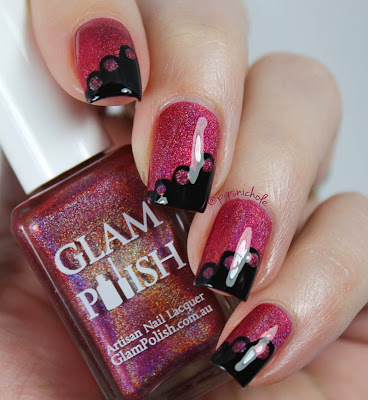Glam Polish Simple Lace by Bedlam Beauty