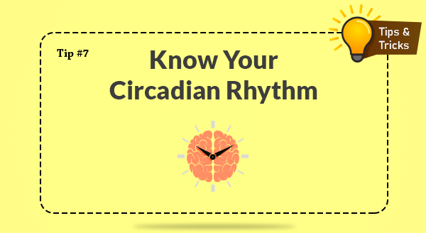 Know Your Circadian Rhythm