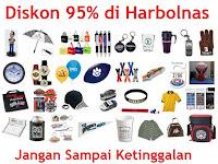 Banyak Barang dengan Diskon 95% di Harbolnas 2017, Buruan!!!