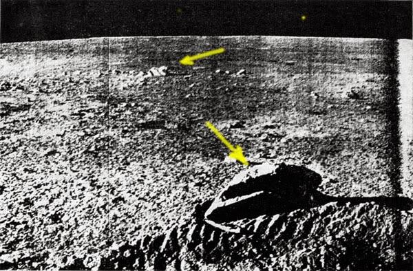 luna lunokhod 9 - photo #23