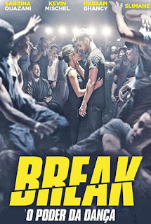 Break: O Poder da Dança - HDRip Dual Áudio