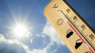 توقعات هيئة الارصاد الجوية لـــ طقس اليوم وبيان بدرجات الحرارة المتوقعه على جميع الانحاء
