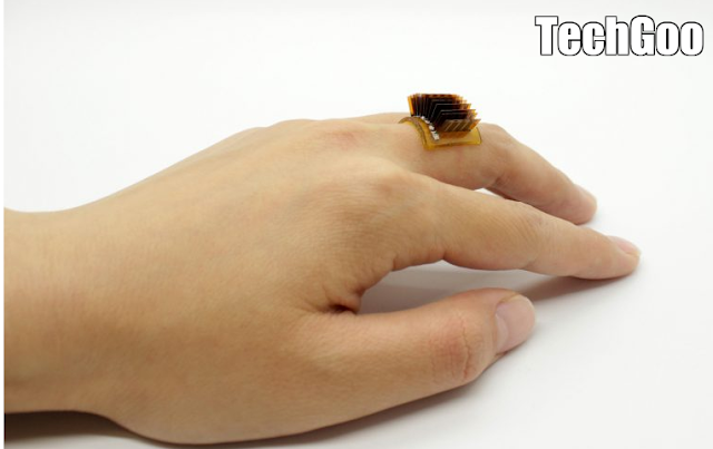 New Hand Wearable Device will Turns Your Body Into a Biological Battery
