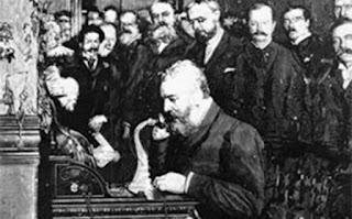 Penemu Telepon Bukan Graham Bell