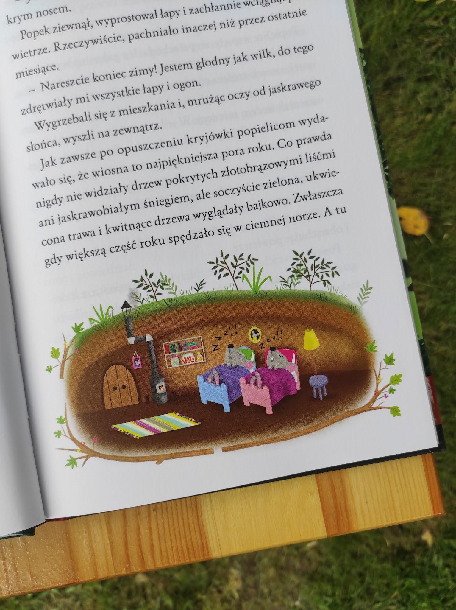 """""""Wielki zielony dom"""" Małgorzata Kur - recenzja"""