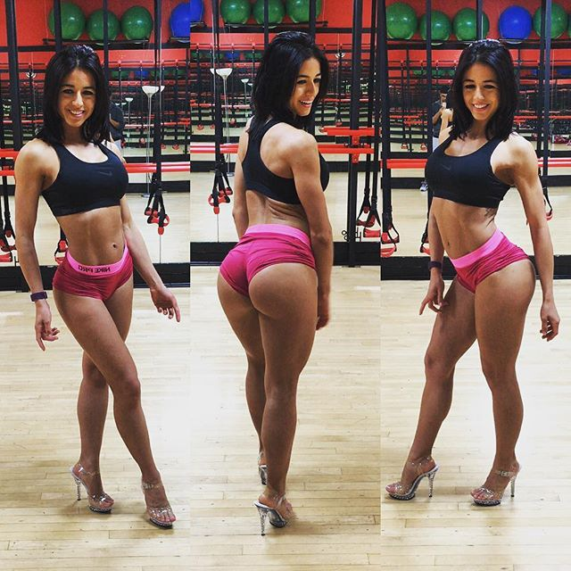 Fitness Model NATALIA BERNAL 2