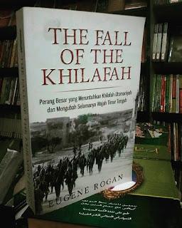 Buku The Fall Of The Khilafah Toko Buku Aswaja Surabaya