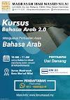 Kursus Bahasa Arab 2.0