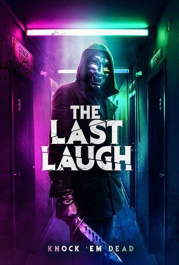 The Last Laugh (2020) Hindi WEBRip 720p Dual Audio [Hindi (Dubbed) + English] HD | Full Movie