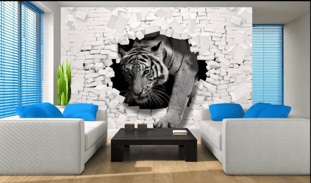 Wallpaper, Home decor