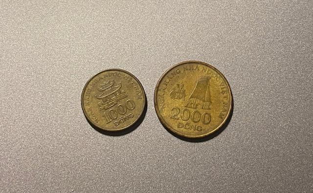 tiền xu Việt Nam