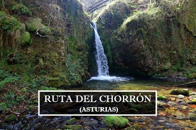 La Ruta del Chorrón, un paseo por Asturias ideal para niños