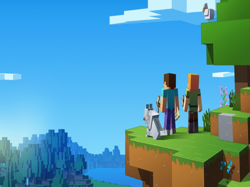 Download Minecraft Free Full Game For PC