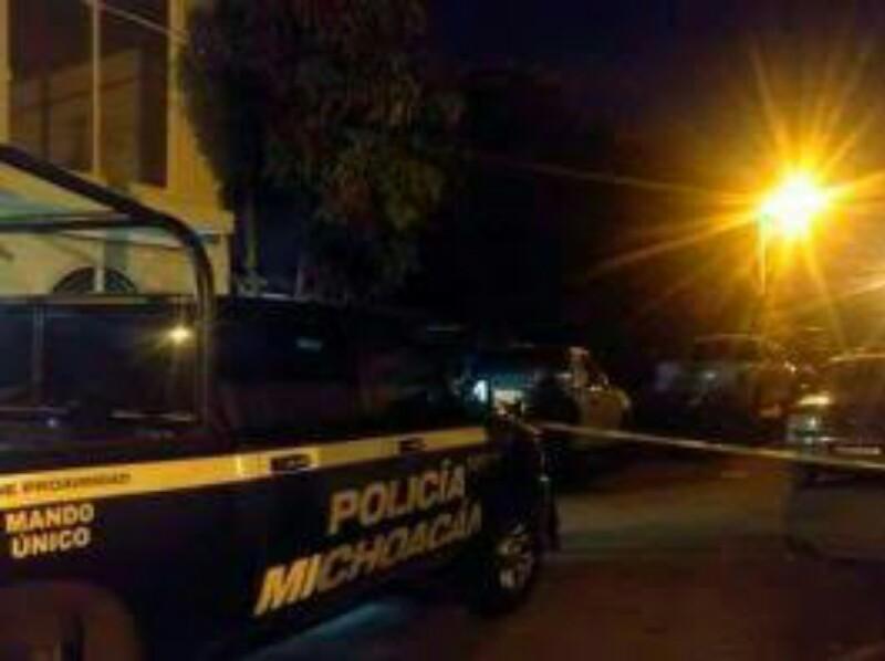 Ejecutan a dos hombres en Tenencia de la Capital Michoacana